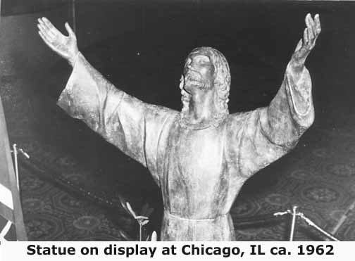 Christ of the abyss Chicago 1962